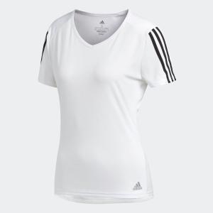 セール価格 アディダス公式 ウェア トップス adidas RUN 3STシャツW|adidas