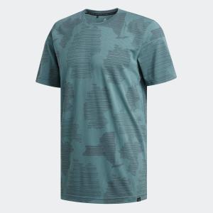 セール価格 アディダス公式 ウェア トップス adidas adicross カモプリント Tシャツ 【ゴルフ】|adidas