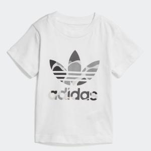 セール価格 アディダス公式 ウェア トップス adidas I C TREFOIL TEE|adidas
