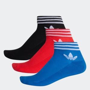 セール価格 アディダス公式 アクセサリー ソックス adidas アンクルストライプソックス /靴下 /オリジナルス|adidas