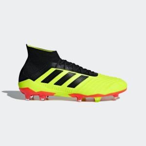 アウトレット価格 送料無料 アディダス公式 シューズ スパイク adidas プレデター 18.1 FG/AG【FIFAワールドカップTM 契約選手着用カラー】|adidas