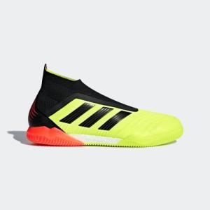 アウトレット価格 送料無料 アディダス公式 シューズ スポーツシューズ adidas プレデター タンゴ 18+ IN【FIFAワールドカップTM 契約選手着用カラー】|adidas