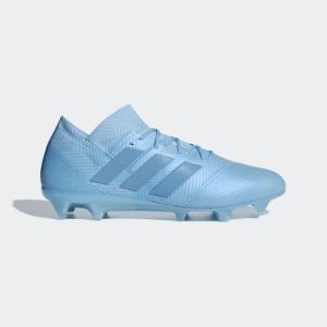 セール価格 送料無料 アディダス公式 シューズ スパイク adidas ネメシス メッシ 18.1 FG/AG【firm_ground】【artificial_ground】【spike】|adidas