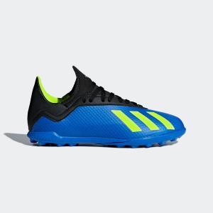 セール価格 アディダス公式 シューズ スパイク adidas エックス タンゴ 18.3 TF J【FIFAワールドカップTM 契約選手着用カラー】【turf_ground】【spike】|adidas