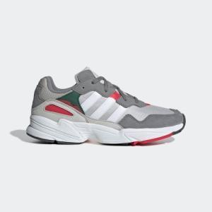 ポイント15倍 5/21 18:00〜5/24 16:59 返品可 送料無料 アディダス公式 シューズ スニーカー adidas ヤング YUNG-96|adidas