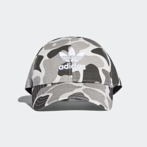 セール価格 アディダス公式 アクセサリー 帽子 adidas CAMO CLASSIC CAP|adidas