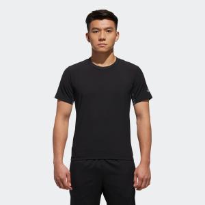 返品可 アディダス公式 ウェア トップス adidas M4T フリーリフトストレッチウーブンTシャツ p0924|adidas