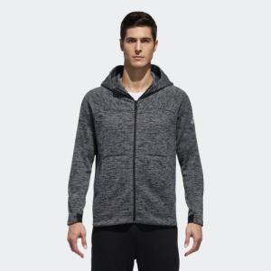 アウトレット価格 アディダス公式 ウェア トップス adidas M4T ニットフリーストレーニングスウェットジャケット|adidas