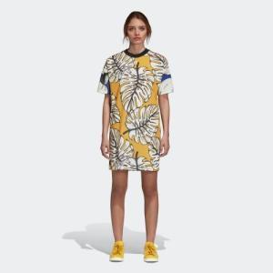 セール価格 アディダス公式 ウェア オールインワン adidas TEE DRESS|adidas