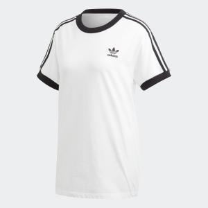 返品可 アディダス公式 ウェア トップス adidas 3ストライプ Tシャツ[アディカラー/adicolor]|adidas