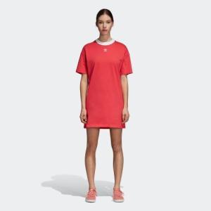 全品送料無料! 08/14 17:00〜08/22 16:59 セール価格 アディダス公式 ウェア オールインワン adidas TREFOIL DRESS[アディカラー/adicolor]|adidas