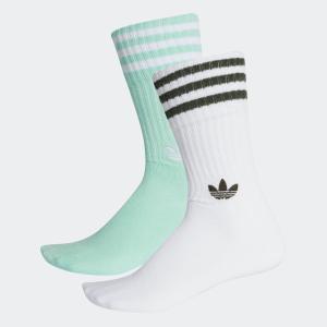 アウトレット価格 アディダス公式 アクセサリー ソックス adidas ソリッドクルーソックス/靴下 /オリジナルス|adidas