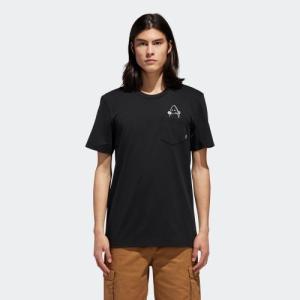セール価格 アディダス公式 ウェア トップス adidas SKATE POCKET Tシャツ|adidas