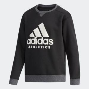 セール価格 アディダス公式 ウェア トップス adidas B SPORT ID スウェットクルーネック (裏起毛)|adidas
