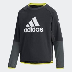 セール価格 アディダス公式 ウェア トップス adidas B TRN CLIMIX アクティブストレッチ プルオーバー adidas