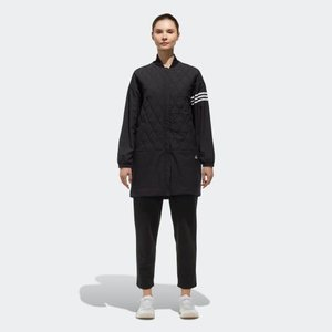 セール価格 アディダス公式 ウェア アウター adidas W SPORT ID ウール調キルトコート adidas