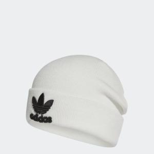 セール価格 アディダス公式 アクセサリー 帽子 adidas TREFOIL BEANIE|adidas