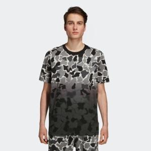 セール価格 アディダス公式 ウェア トップス adidas CAMO DIPPED Tシャツ|adidas