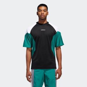 アウトレット価格 アディダス公式 ウェア トップス adidas EQT CURVE JERSEY|adidas