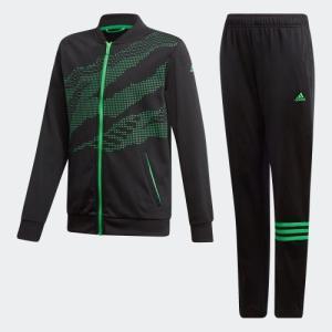 セール価格 アディダス公式 ウェア セットアップ adidas B TRN グラフィック ジャージ上下セット|adidas