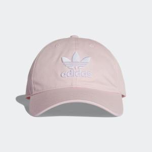 セール価格 アディダス公式 アクセサリー 帽子 adidas TREFOIL CAP adidas