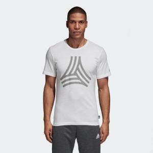 全品送料無料! 6/21 17:00〜6/27 16:59 セール価格 アディダス公式 ウェア トップス adidas TANGO SPW ビッグロゴ Tシャツ|adidas