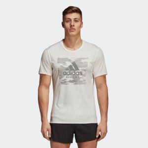 全品送料無料中! 9/14 17:00〜9/25 16:59 セール価格 アディダス公式 トップス 半袖 adidas RUNグラフィックTシャツM