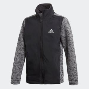 セール価格 アディダス公式 ウェア トップス adidas (子供用)ID ハイブリッドスウェットジャケット (裏起毛) adidas