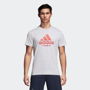 全品送料無料! 6/21 17:00〜6/27 16:59 セール価格 アディダス公式 ウェア トップス adidas MEN BASIC テニスTシャツ|adidas