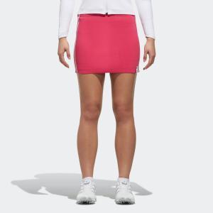 セール価格 送料無料 アディダス公式 ウェア ボトムス adidas 【アン・シネ選手着用モデル】adicross スリーストライプセータースコート 【ゴルフ】|adidas