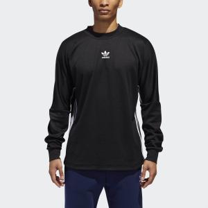 セール価格 アディダス公式 ウェア トップス adidas AUTH STRIPE JERSEY|adidas