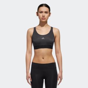 セール価格 アディダス公式 ウェア トップス adidas W ミディアムサポート DONT REST SBブラ adidas