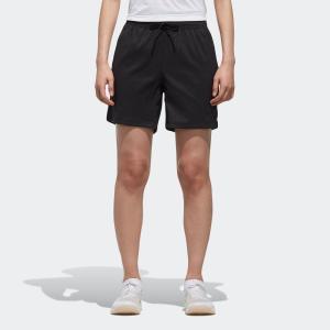 全品ポイント15倍 07/19 17:00〜07/22 16:59 返品可 アディダス公式 ウェア ボトムス adidas W M4Tトレーニングウーブンショートパンツ|adidas