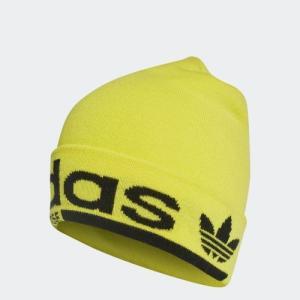 セール価格 アディダス公式 アクセサリー 帽子 adidas オリジナルス ニットキャップ adidas