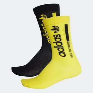 セール価格 アディダス公式 アクセサリー ソックス adidas 2P クルーソックス /靴下 /オリジナルス|adidas