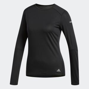 期間限定SALE 9/20 17:00〜9/26 16:59 アディダス公式 ウェア トップス adidas RUN 長袖TシャツW|adidas
