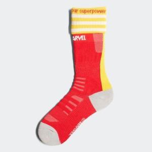セール価格 アディダス公式 アクセサリー ソックス adidas [MARVEL] ソックス /靴下|adidas