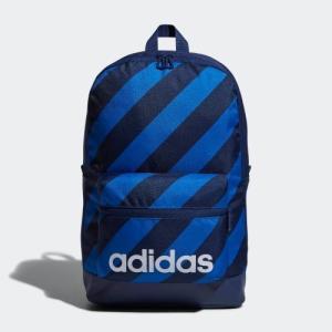 セール価格 アディダス公式 アクセサリー バッグ adidas リニアロゴストライプバックパック|adidas