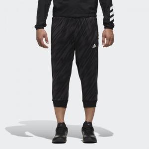 セール価格 アディダス公式 ウェア ボトムス adidas 5T 3/4 プラクティスパンツ グラフィック|adidas