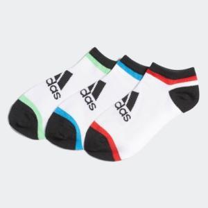 セール価格 アディダス公式 アクセサリー ソックス adidas 子供用 3P アンクルソックス /靴下|adidas