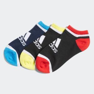 セール価格 アディダス公式 アクセサリー ソックス adidas 子供用3P アンクルソックス /靴下|adidas