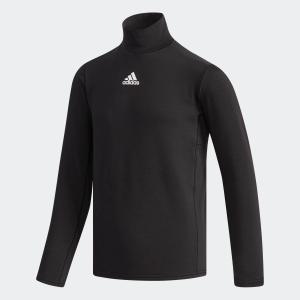 セール価格 アディダス公式 ウェア トップス adidas B TRN CLIMAWARM ハイネック長袖Tシャツ adidas