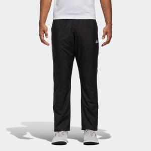 アウトレット価格 アディダス公式 ウェア ボトムス adidas M ESSENTIALS 3ストライプス ウインドパンツ (裏起毛)|adidas