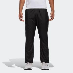 アウトレット価格 アディダス公式 ウェア ボトムス adidas M ESSENTIALS 3ストライプス ウインドパンツ (裏起毛) adidas
