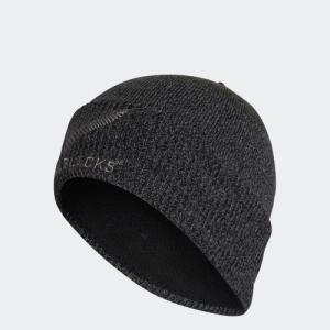 セール価格 アディダス公式 アクセサリー 帽子 adidas オールブラックス ニットキャップ/帽子