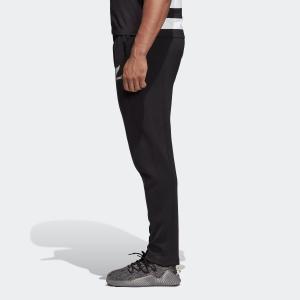 返品可 送料無料 アディダス公式 ウェア ボトムス adidas オールブラックス プレゼンテーションパンツ|adidas