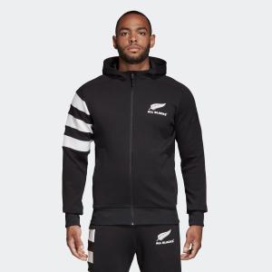 返品可 送料無料 アディダス公式 ウェア トップス adidas オールブラックス フーディー p0924|adidas
