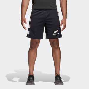 返品可 アディダス公式 ウェア ボトムス adidas オールブラックス ウーブンショーツ|adidas