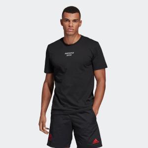 セール価格 アディダス公式 ウェア トップス adidas STREET MUFC グラフィックTシャツ|adidas