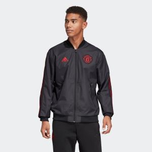 セール価格 アディダス公式 ウェア アウター adidas マンチェスターユナイテッドFC アンセムジャケット|adidas